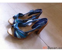 nové letní boty vel.38