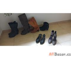 6 párů bot