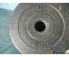 Nakládací čínky + oboustranná hřídel 110 cm