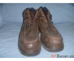 Pánské kotníkové boty velikost 42