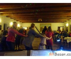 Hudba na svatbu, zábavu, oslavu, ples, firemní večírek,….