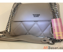 Victoria´s Secret crossbody kabelka - šedá