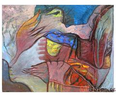 Křídla barev snů