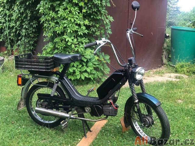 Babeta M 210 dvourychlostní