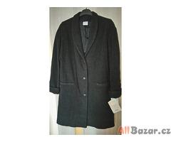 Dámský vlněný kabát