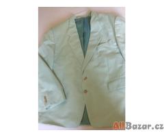 Pánský světlý oblek