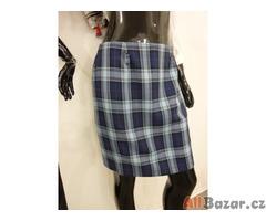 Dámská kostkovaná sukně originál