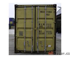 40 FEET HC námořní kontejner