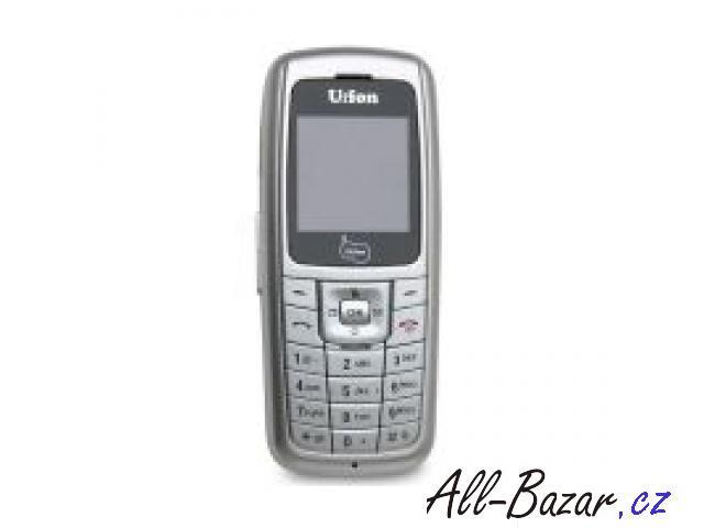 Ubiquam U400-stříbrný